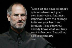 Jobs Success Quote